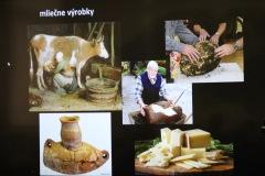Z mlieka kráv, kôz a oviec sa vyrábali rôzne výrobky, ako tvaroh (?), syry či maslo.