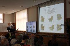 Mapovanie sídliskovej štruktúry regiónu v závislosti od prírodných podmienok.