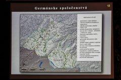 Osídlenie germánskych kmeňov Markomanov a Kvádov na území Moravy a juhozápadného Slovenska.
