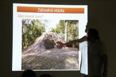 Na prednáške sme sa dozvedeli aj to, ako merať toto :)