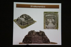 3D dokumentácia mayských stavieb umožňuje ich virtuálne 3D modely a viditeľnosť detailov v rôznych častiach.