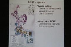 Prieskum terénu pomocou LiDARU je veľmi rýchly a kvalitný.